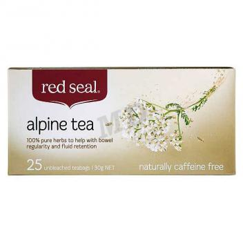 红标Red Seal 天然高山花草茶 帮助排毒通便 Red Seal Alp...