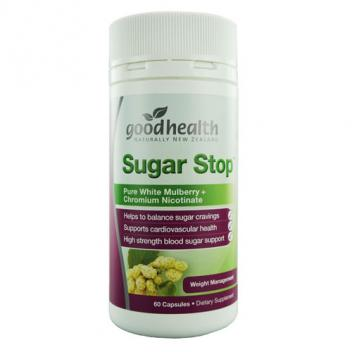 好健康 糖分阻断剂 60粒 Good Health Sugar Stop 新...