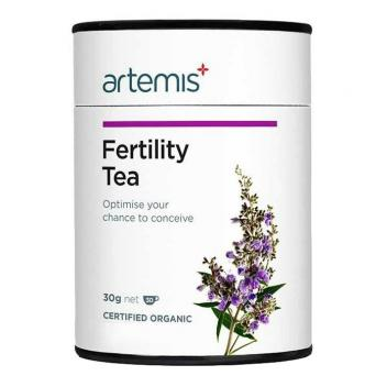助孕茶 帮助排卵 有机花草茶 30g  Artemis Fertility Tea