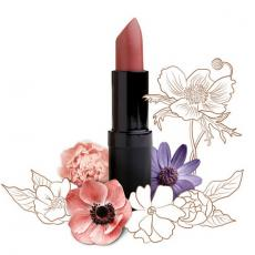 02号 Cordovan Natural 暗橘色  Karen Murrell 天然无毒可食用口红唇膏 KM口红 孕妇可用 Karen Murrell 02# Lip Stick Cordovan Natural