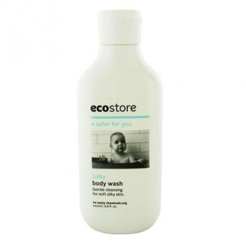 婴儿沐浴露 200ml Eco Store Baby body wash