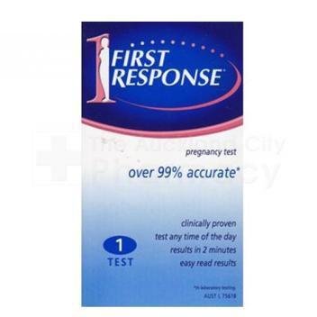 验孕棒 First Response Pregnancy Test 1