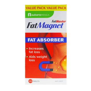 FatBlaster 天然纤维减肥片 100片 Nayuro Pathica FatBlaster Fat Magnet 100 Tablets
