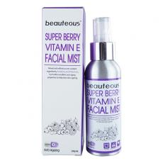 【七夕 护肤】Beauteous 超级浆果维他命E爽肤水 100g Beauteous Super Berry Vitamin E Facial Mist 100g