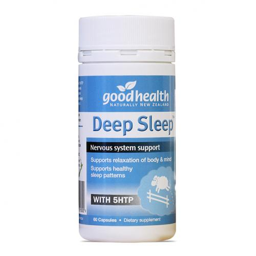 好健康 深睡眠胶囊 60粒 Good Health deep sleep N...