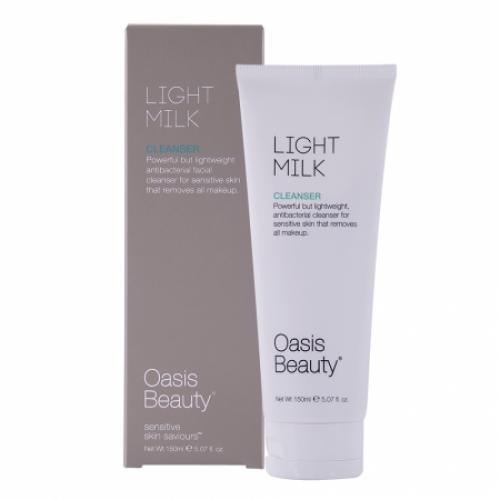 牛奶洁面乳 150ml  Oasis Beauty Milk Cleanse...