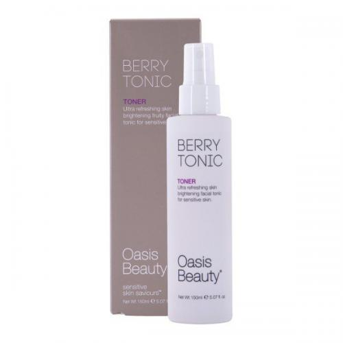 水果基底美白爽肤水 150ml  Oasis Beauty Berry Br...