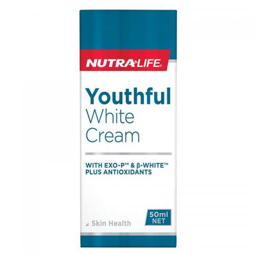 纽乐 天然美白亮肤霜 50ml NutraLife Youthful White Cream