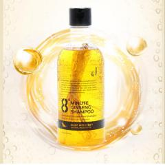 8+ Minutes 8分钟 人参防脱洗发液 400ml  8+ Minutes Ginseng Shampoo 400ML
