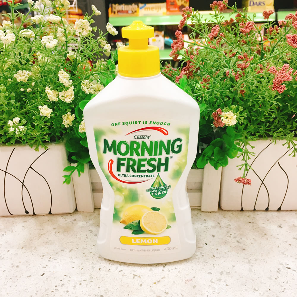 Morning Fresh 清新早晨洗洁精 400ML 柠檬味