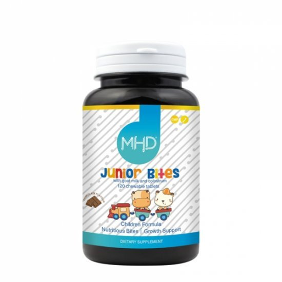 MHD Junior bites 羊奶咀嚼片